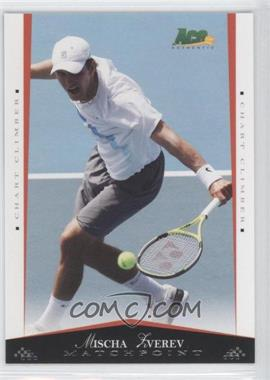2008 Ace Authentic Matchpoint #63 - Mischa Zverev