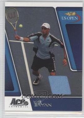 2008 Ace Authentic US Open Materials [Memorabilia] #US 2 - Mike Bryan /69