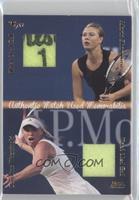 Maria Sharapova, Caroline Wozniacki