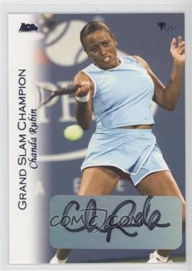 2012 Ace Authentic Grand Slam 3 Purple #44 - Chanda Rubin