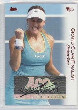 2012 Ace Authentic Grand Slam 3 Red Foil #61 - [Missing]