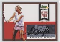 Marta Domachowska /50