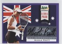Nicole Pratt /25