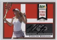 Caroline Wozniacki /50