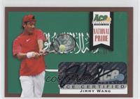 Jimmy Wang /50
