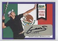 Santiago Gonzalez /25