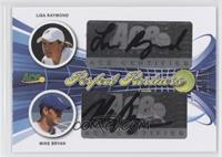 Lisa Raymond, Mike Bryan /35
