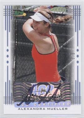 2013 Ace Authentic Signature Series [???] #BA-AM2 - Alexandra Mueller /5