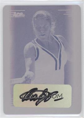 2013 Ace Authentic Signature Series [???] #BA-OS1 - Olga Savchuk /1