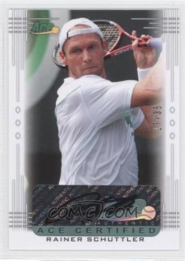 2013 Ace Authentic Signature Series [???] #BA-RS1 - [Missing] /35