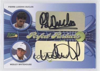2013 Ace Authentic Signature Series Perfect Partners Blue #PP-48 - [Missing] /5