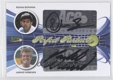 2013 Ace Authentic Signature Series Perfect Partners #PP-51 - [Missing]