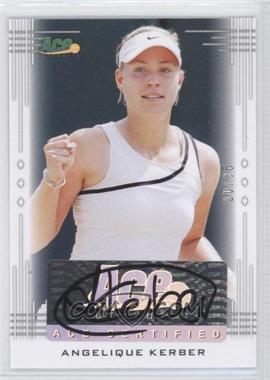 2013 Ace Authentic Signature Series #BA-AK2 - Angelique Kerber /35