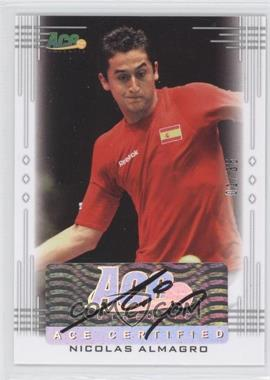 2013 Ace Authentic Signature Series #BA-NA1 - Nicolas Almagro /35