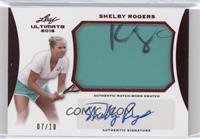 Shelby Rogers /10