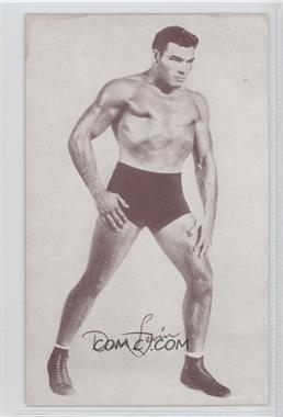1950s Exhibit Wrestling - [Base] #DALE - Dave Levin [GoodtoVG‑EX]
