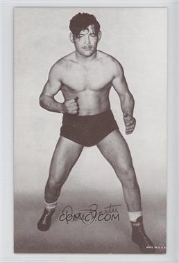 1950s Exhibit Wrestling - [Base] #PEBA - Pete Bartu