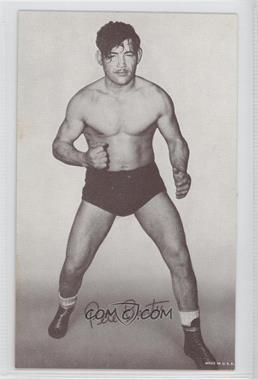 1950s Exhibit Wrestling #PEBA - Pete Bartu
