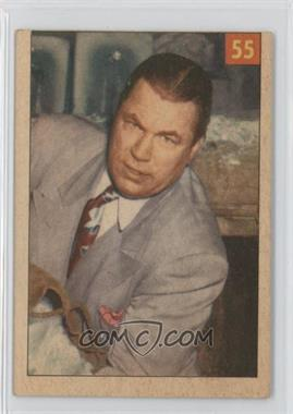 1954-55 Parkhurst Wrestling #55 - Bob Wagner