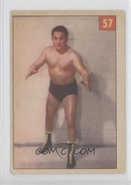 1954-55 Parkhurst Wrestling #57 - Sandor Kovacs