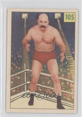 1955-56 Parkhurst Wrestling - [Base] #105 - Firpo Zbyszko