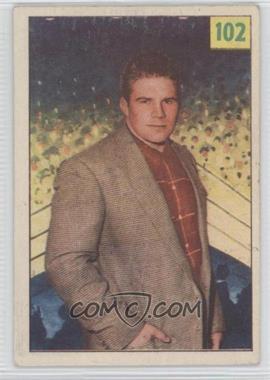 1955-56 Parkhurst Wrestling #102 - George Gordienko