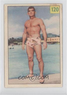 1955-56 Parkhurst Wrestling #120 - Gino Garibaldi