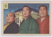 Sumo Wrestlers [GoodtoVG‑EX]