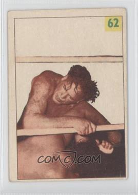 1955-56 Parkhurst Wrestling #62 - Wee Willie Davis