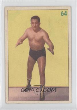 1955-56 Parkhurst Wrestling #64 - Sandor Kovacs