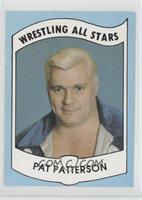 Pat Patterson