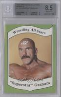 Superstar Billy Graham [BGS 8.5]