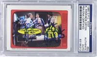 Vince McMahon, Roddy Piper, Bob Orton [PSA/DNACertifiedAuto]