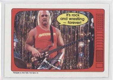 1985 O-Pee-Chee Pro Wrestling Stars - [Base] #66 - Hulk Hogan