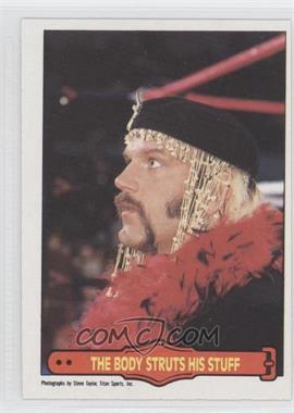 1985 O-Pee-Chee Pro Wrestling Stars - [Base] #70 - Jesse Ventura