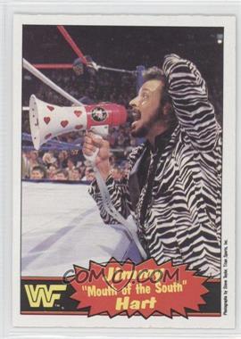 1985 O-Pee-Chee Pro Wrestling Stars #41 - Jimmy Hart