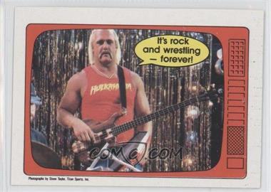 1985 O-Pee-Chee Pro Wrestling Stars #66 - Hulk Hogan