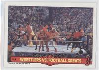 Andre the Giant, Big John Studd, The Iron Sheik