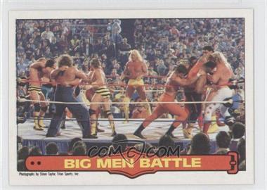 1985 O-Pee-Chee Pro Wrestling Stars #68 - [Missing]