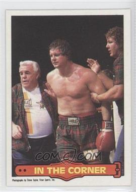 1985 O-Pee-Chee Pro Wrestling Stars #71 - Roddy Piper, Bob Orton, Lou Duva