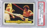 Andre the Giant, Big John Studd [PSA 7]