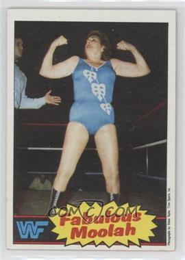 1985 Topps WWF - [Base] #13 - The Fabulous Moolah