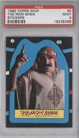 The Iron Sheik [PSA 9]