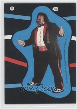 1985 Topps WWF Stickers #12 - Lou Albano