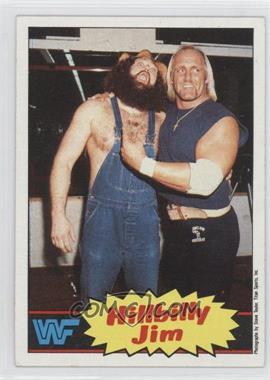 1985 Topps WWF #15 - [Missing]