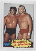 Mike Rotundo, Barry Windham