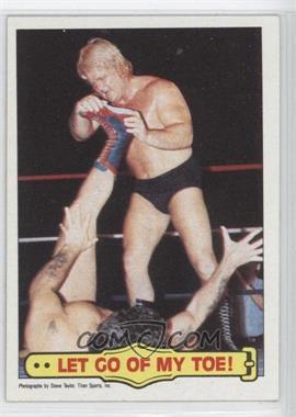 1985 Topps WWF #22 - [Missing]