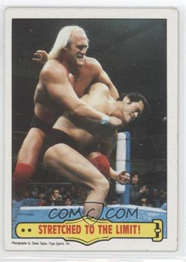 1985 Topps WWF #29 - Hulk Hogan