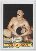 Rocky Johnson, Iron Sheik