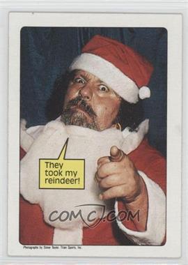 1985 Topps WWF #66 - Lou Albano